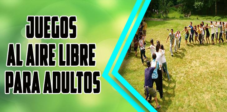 Juegos Al Aire Libre Para Adultos Club Casa Rural